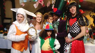 Marrying Mum And Dad - Series 4: 4. Alice In Wonderland