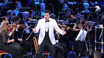 Bbc Proms - 2015 Season: Friday Night At The Proms: Seth Macfarlane Sings Sinatra
