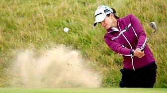 Golf: Women's British Open - 2015: 2. Round 2