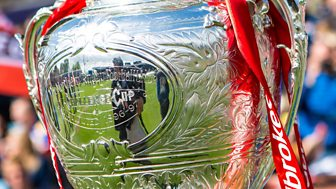 Rugby League: Challenge Cup - 2015: Semi-final: Warrington Wolves V Hull Kr