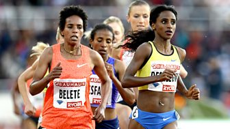 Athletics - 2015: Diamond League - Stockholm Highlights