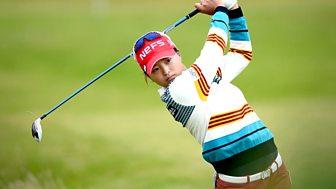 Golf: Women's British Open - 2015: 4. Final Round