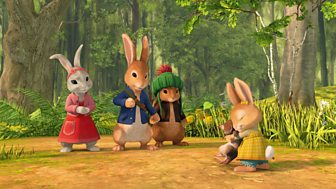 Peter Rabbit - Series 2: 26. The Tale Of The Racing Rabbit