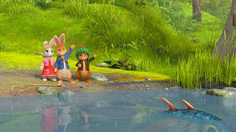 Peter Rabbit - Series 2: 28. The Tale Of The Fish Out Of Water