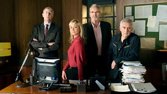 New Tricks - Series 12: 10. The Crazy Gang