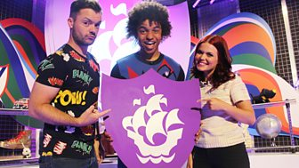 Blue Peter - Get Your Purple Badge!