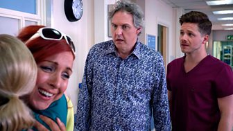 Holby City - Series 17: 49. Shockwaves
