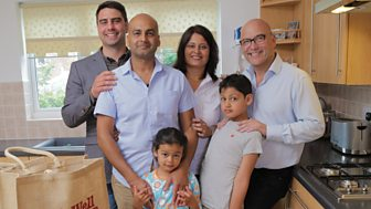 Eat Well For Less? - Series 2: 2. The Saini Family