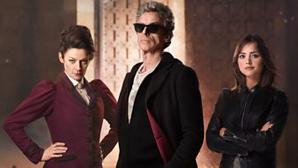 Doctor Who - Series 9: 1. The Magician's Apprentice