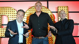 Live At The Apollo - Series 8 - Extended Versions: Episode 6