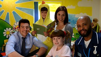 Topsy And Tim - Series 3: 2. Hospital Visit