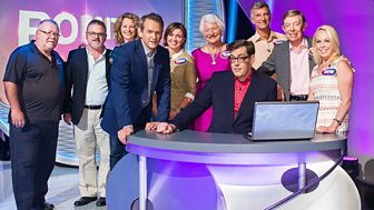 Pointless Celebrities - Series 8: 3. Special 2