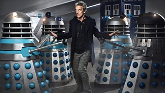 Doctor Who - Series 9: 2. The Witch's Familiar
