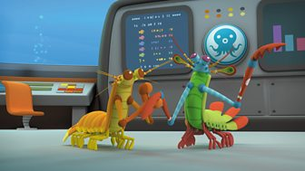 Octonauts - Series 4: 6. Octonauts And The Mantis Shrimp
