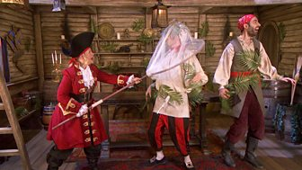 Swashbuckle - Series 3: 17. Sticky Fly Trap