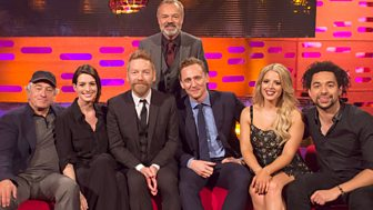 The Graham Norton Show - Series 18: Episode 2