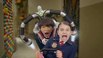 Odd Squad - 40. 6:00 To 6:05 Part 2