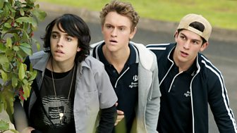 Nowhere Boys - Series 2: Episode 4