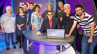 Pointless Celebrities - Series 8: Episode 5