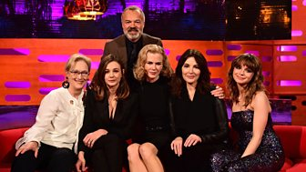The Graham Norton Show - Series 18: Episode 3