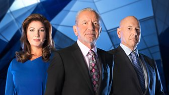 The Apprentice - Series 11: 1. Fish Food