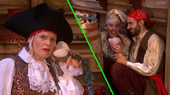 Swashbuckle - Series 3: 21. Shellephone