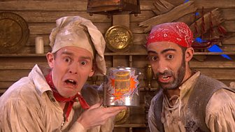 Swashbuckle - Series 3: 22. Cannonball Catastrophe
