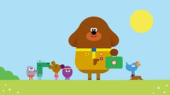 Hey Duggee - 45. The First Aid Badge