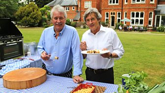 My Life On A Plate - 2. Nigel Havers
