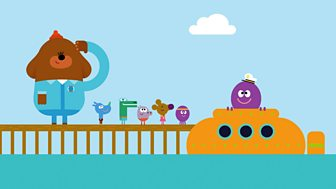 Hey Duggee - 47. The Submarine Badge