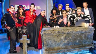 Pointless Celebrities - Series 8: 8. Halloween