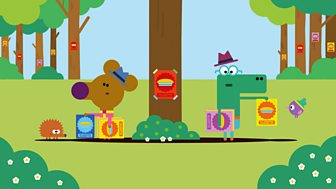 Hey Duggee - 48. The Detective Badge
