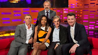 The Graham Norton Show - Series 18: Episode 5
