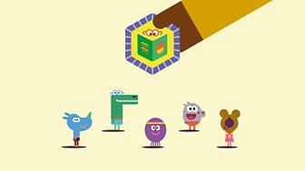 Hey Duggee - 52. The Story Badge