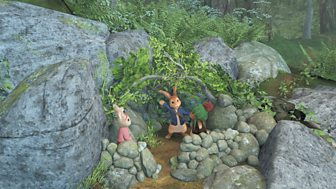 Peter Rabbit - Series 2: 39. The Tale Of The New Hideout