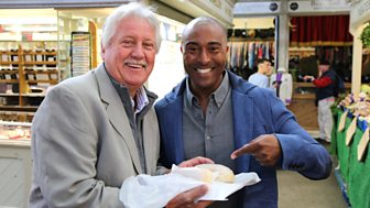 My Life On A Plate - 10. Colin Jackson