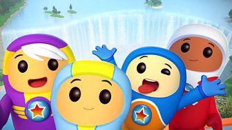 Go Jetters - 5. Niagara Falls, Canada And Usa