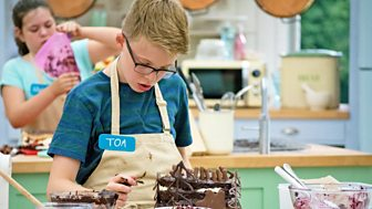 Junior Bake Off - Junior Bake Off: Episode 2