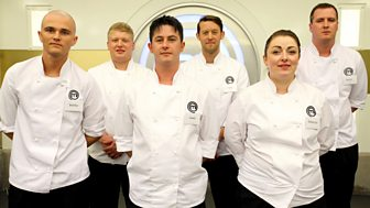 Masterchef: The Professionals - Series 8: Episode 1