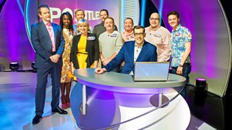 Pointless Celebrities - Series 8: 9. Child Stars