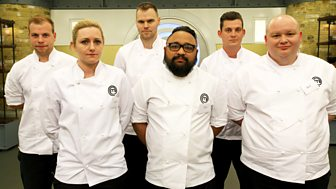 Masterchef: The Professionals - Series 8: Episode 2