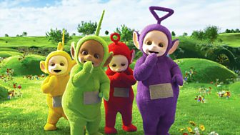 Teletubbies - Series 1: 1. Making Friends
