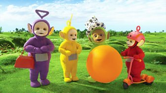 Teletubbies - Series 1: 4. Favourite Things