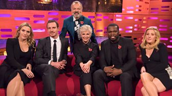The Graham Norton Show - Series 18: Episode 7