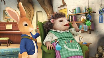 Peter Rabbit - Series 2: 48. The Tale Of The Sleepy Hedgehog