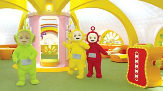 Teletubbies - Series 1: 6. Hiding