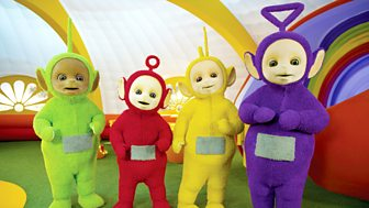 Teletubbies - Series 1: 8. Musical Box