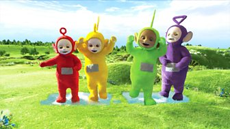 Teletubbies - Series 1: 9. Puddles