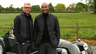 Celebrity Antiques Road Trip - Series 5: 2. Colin Jackson And Jonathan Edwards