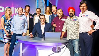 Pointless Celebrities - Series 8: 10. Food & Drink